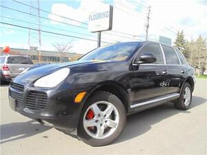 2005 PORSCHE CAYENNE TURBO **NAVIGATION**