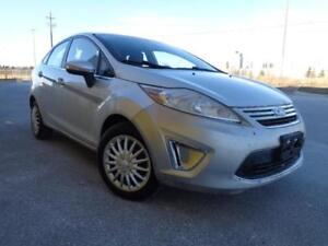 2011 FORD FIESTA AUTOMATIC CLEAN AND LOADED WITH POWER OPTIONS Low Millage