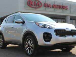 2018 Kia Sportage EX, HEATED WHEEL, HEATED SEATS, BACKUP CAM, LE