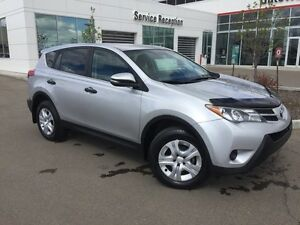 2013 Toyota Rav4 LE AWD, Power Windows, Door Locks and Mirrors