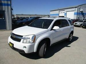 2007 CHEVROLET EQUINOX LT AWD $6,950 POWER SUNROOF