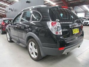 2012 Holden Captiva CG Series II 7 AWD LX Black 6 Speed Sports Automatic Wagon Maryville Newcastle Area Preview