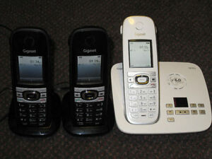 Siemens Home Phone Sets - Variety of Styles, Sizes - on Choice Kitchener / Waterloo Kitchener Area image 1