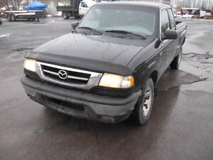 2002 Mazda B-4000  ext cab Pickup Truck