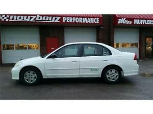 FACTORY NATURAL GAS CIVICS!!CLEARANCE ONLY $1400