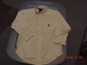 Boy's size 4T Tommy Hilfiger Dress Shirt London Ontario image 1
