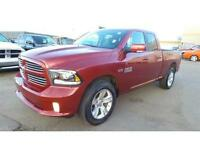 2014 Ram 1500 Sport 4X4 LEATHER SUNROOF ONLY $251 BW!