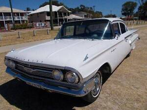 1960 Chevrolet Bel Air Sedan Halls Head Mandurah Area Preview