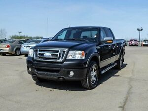 2008 Ford F-150 FX4 4x4 SuperCrew Cab Styleside 6.5 ft. box 150  Edmonton Edmonton Area image 2