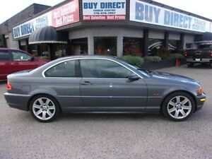 2001 BMW 325 Ci 2dr Coupe