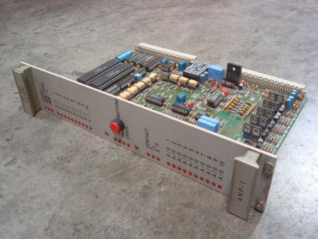 USED TRW Nelson LP ANP-1 Stud Welder Board 66-03-66 NTR1200W/NTR1800W