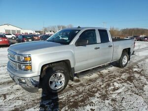 2014 Chevrolet Silverado 1500 - $18/Day - LT - 4WD - Double Cab