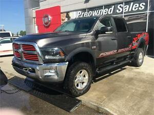 2015 RAM 2500 POWER WAGON  ( VERY RARE TRADE )