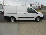 2009 Fiat Scudo Comfort Low Roof LWB White 6 Speed Manual Van Hampstead Gardens Port Adelaide Area Preview