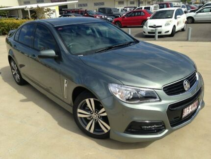 2015 Holden Commodore VF SV6 Prussian Steel 6 Speed Automatic Sedan Garbutt Townsville City Preview