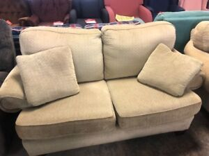 $99 BLOW OUT SALE ON SEVERAL LOVESEATS; HURRY IN, THEY WONT LAST