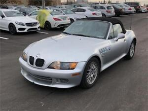 2000 Z4 BMW 2dr Roadster Convertible
