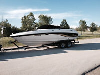 Luxury Open Bow Chapparal Cruiser 23FT LOADED!