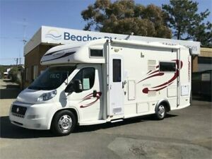 2012 Sunliner Holiday Motor Home Valentine Lake Macquarie Area Preview