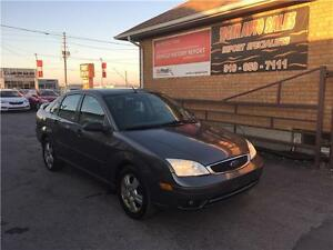 2005 Ford Focus SE***AUTO*ALLOYS*SEDAN*WINTER CAR**AS IS SPECIAL London Ontario image 1