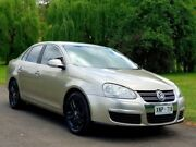 2007 Volkswagen Jetta 1KM MY07 TDI Gold 6 Speed Manual Sedan Littlehampton Mount Barker Area Preview