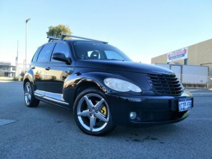 2008 Chrysler PT Cruiser MY06 Route 66 Black 5 Speed Manual Hatchback Malaga Swan Area Preview