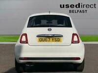 2017 Fiat 500 1.2 Pop 3Dr Hatchback Petrol Manual
