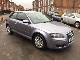 audi a3 lady owner mot 03/11/17 3 door