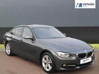 2013 BMW 3 Series 316D SPORT Diesel grey Automatic