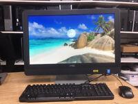 Dell Optiplex 9020 Core i3-4130 3.40GHz 4GB RAM 500GB 23inch WIFI Win 10 All in One PC