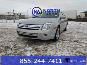 2008 Ford Fusion SEL V6