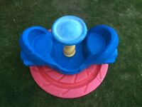 Little Tikes Two Seater Roundabout