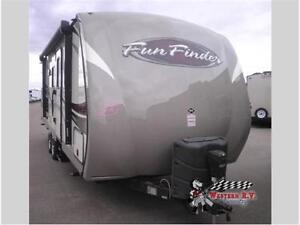 2016 Cruiser Fun Finder 242 BDS