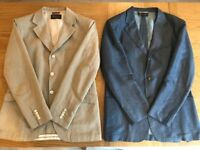 Men's Luxury Wardrobe for Sale. Including Jackets, Sweaters, Shirts & Trousers