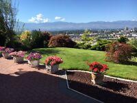 Kelowna Lake View Private Suite Near Knox Mountain
