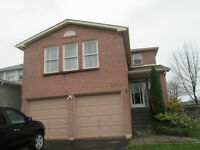 Beautiful 3-Bedrm Detached House @ Kingston & Brock (Pickering)