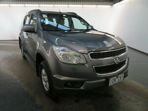2014 Holden Colorado 7 RG MY14 LT (4x4) Silver 6 Speed Automatic Wagon Albion Brimbank Area Preview