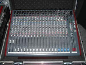 Allen & Heath Zed24 16 Channel Mixer