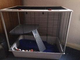 Two Ferplast Savic Furat Rat Cages