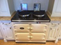 AGA Electric 3 Door Oven