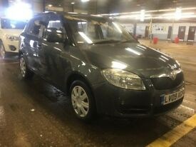 2009 SKODA FABIA 1.6 AUTOMATIC PETROL 5 DOOR HATCHBACK 5 SEAT CHEAP INSURANCE GREAT DRIVE N CORSA KA