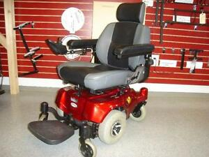 SCOOTERS AND POWER CHAIRS - C.T.M. - PRE-OWNED