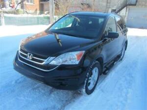 2011 Honda CR-V EX-L - 59$/semaine  * CERTIFIED , CERTIFIÉ *