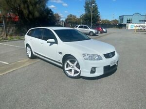 2011 Holden Commodore VE II Omega Sportwagon White 6 Speed Sports Automatic Wagon Mile End South West Torrens Area Preview