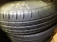 BMW X3 Tyres - 4 x Pirelli Cinturato 225/60/R17 99V (Not run flat)