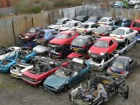 Wanted Scrap Cars Bikes Boat Metal Audi Vw Mercedes Bmw Seat Skoda Volvo etc instant quotes