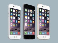 APPLE IPHONE 6 PLUS 64gb UNLOCKED COMES WITH WARRANTY & RECEIPT