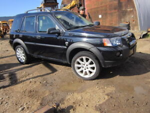 2005 Land Rover Freelander S SUV, Crossover
