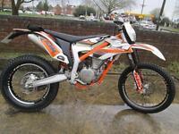 KTM FREERIDE 350 ENDURO/TRAIL MOTORCYCLE