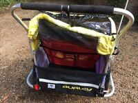 Burley Bee Bike Trailer - 2 Seater